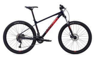 2021 Marin Bobcat Trail 4 profile, black.