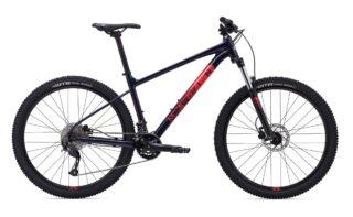 2021 Marin Bobcat Trail 4 profile, black.