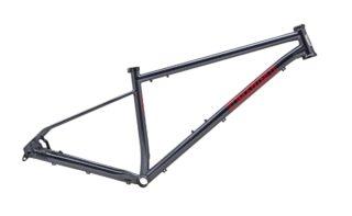 2021 Marin El Roy frame kit profile.