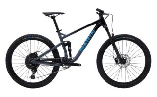 2021 Marin Rift Zone 27.5 profile, black/charcoal.