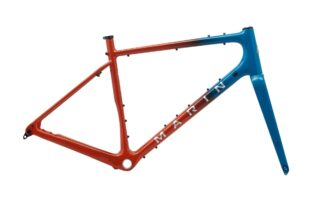 2021 Marin Headlands frame kit profile.