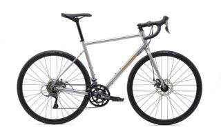 2021 Marin Nicasio profile, silver.