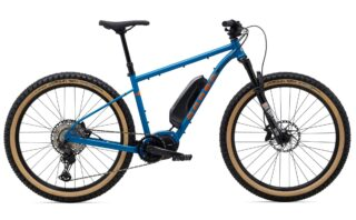 2021 Marin Pine Mountain E2 profile.