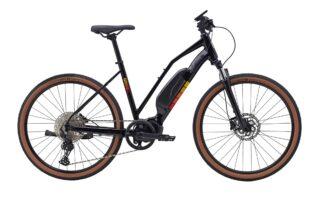 2021 Marin Sausalito ST E2 profile.