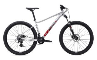 2021 Marin Wildcat Trail 3 profile, silver.