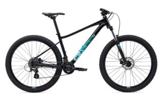 2021 Marin Wildcat Trail 3 profile, black.
