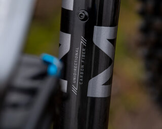 Detail image of Alpine Trail Carbon tube