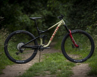 Profile image of the Marin Alpine Trail XR mountain bike