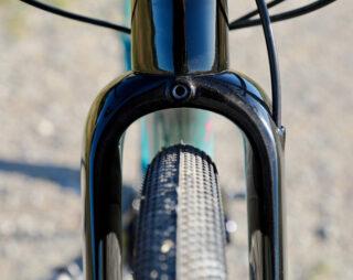 Marin Headlands 2 carbon fiber fork.
