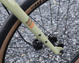 Marin Sausalito E1 rigid fork