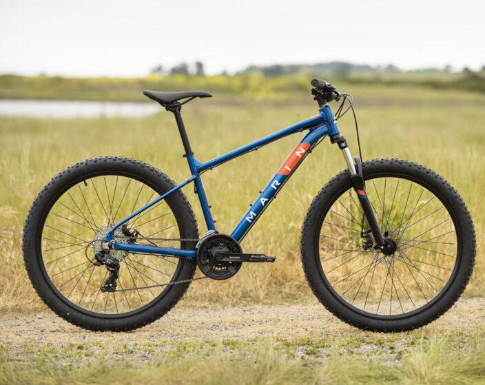 2021 Marin Sausalito ST E1 profile.