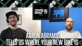 Aaron Abrams catches up with the Drop In podcast