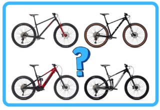 Which Trail Bike