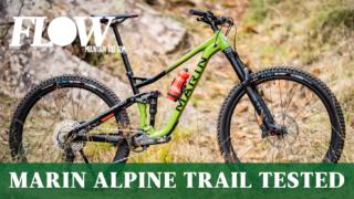 Flow MTB review the Alpine Trail 7