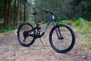 Marin Bikes Rift Zone 275 2022 blue and grey