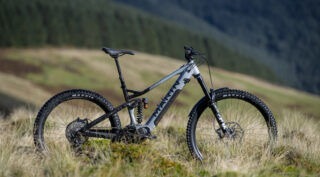 Marin Bikes Alpine E Hero Image