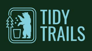 Marin Bikes Tidy Trail Logo Graphic