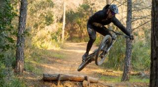 Matt Cipes Marin Bikes product manager riding his bike
