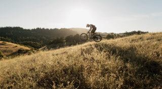 Marin rider Matt Jones riding in Marin County, CA.