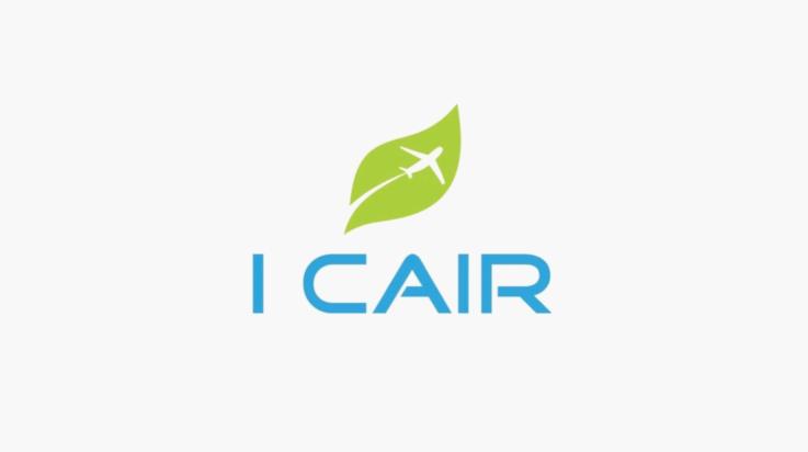Icair logo bg