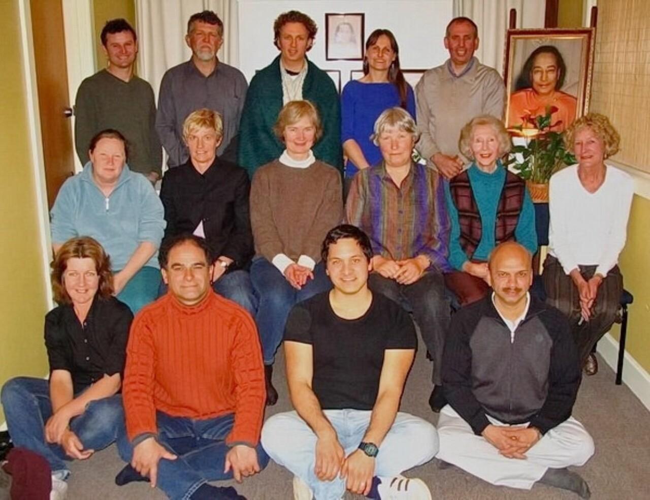 2008 Christchurch New Zealand Group