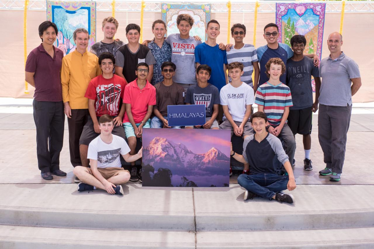 2017 Boys Himalayas