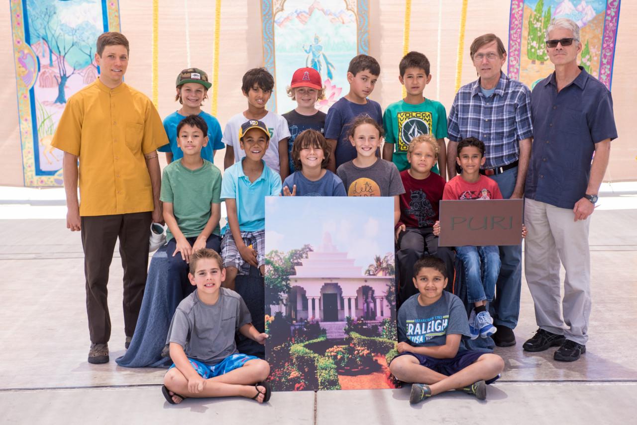 2017 Boys Puri