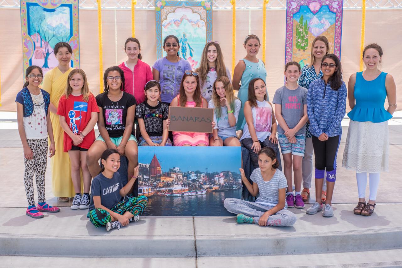 2017 Girls Banaras