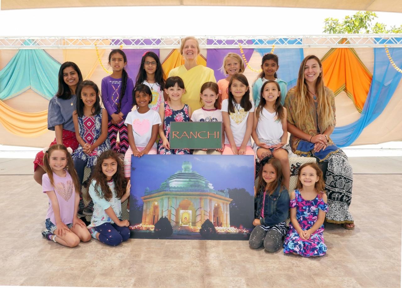 2018 Girls Ranchi