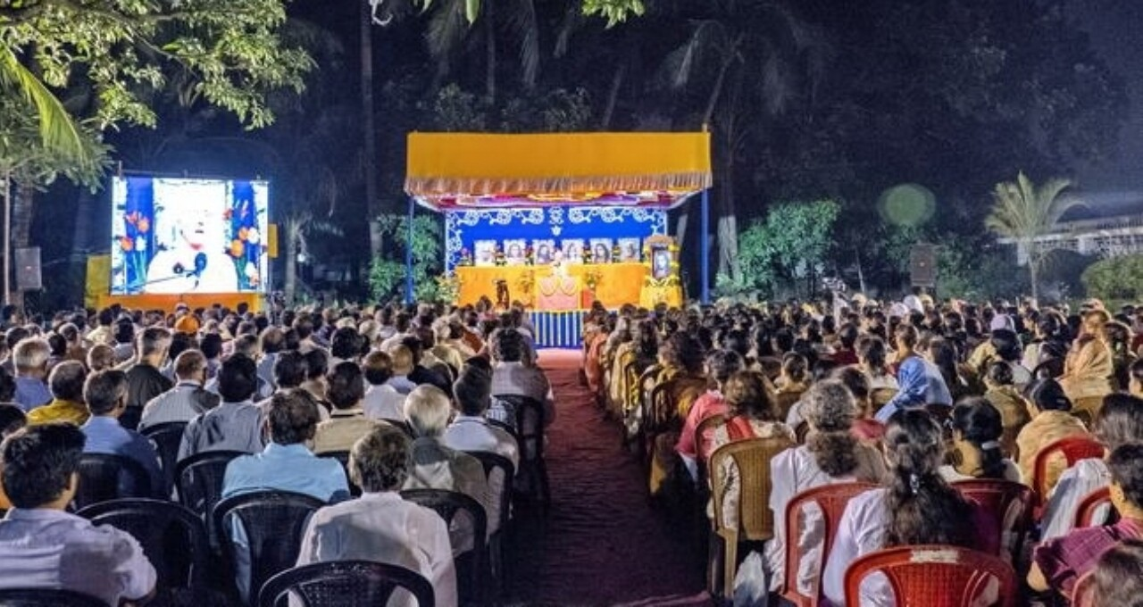 Brother Chidananda Visit Dakshineswar Ashram