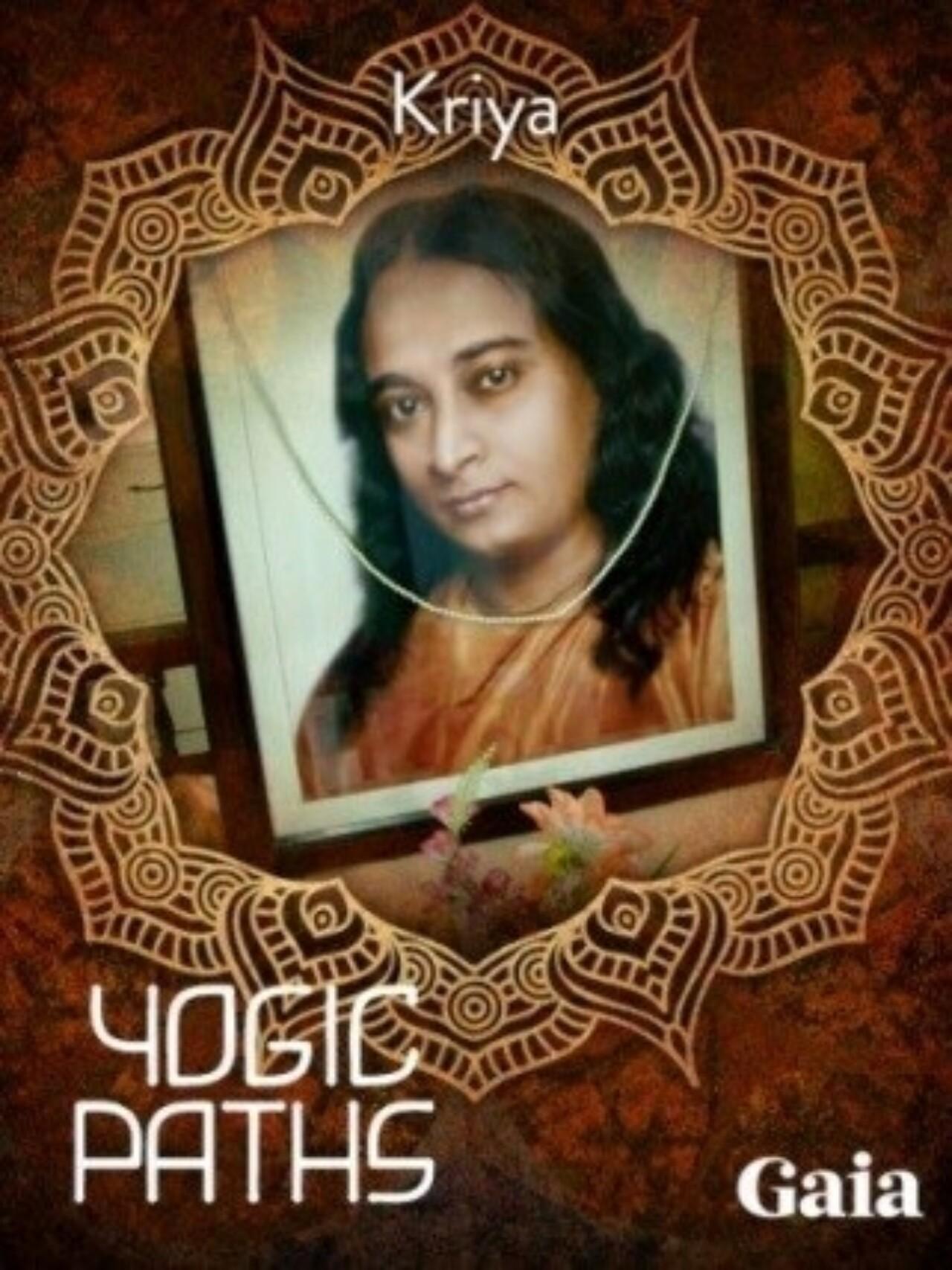 Kriya yoga featured on Yogic Paths