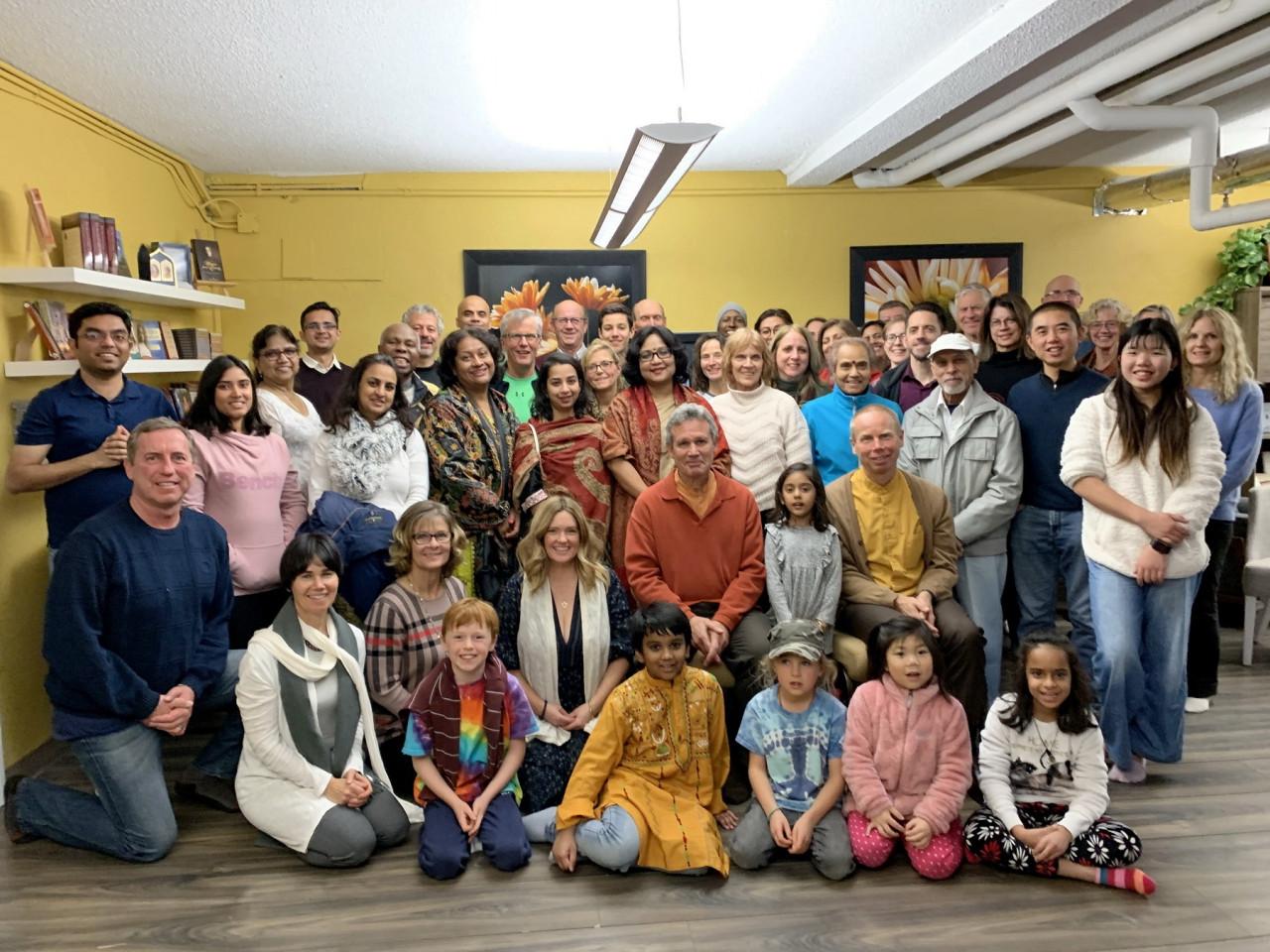 SRF Calgary Meditation Group 2019