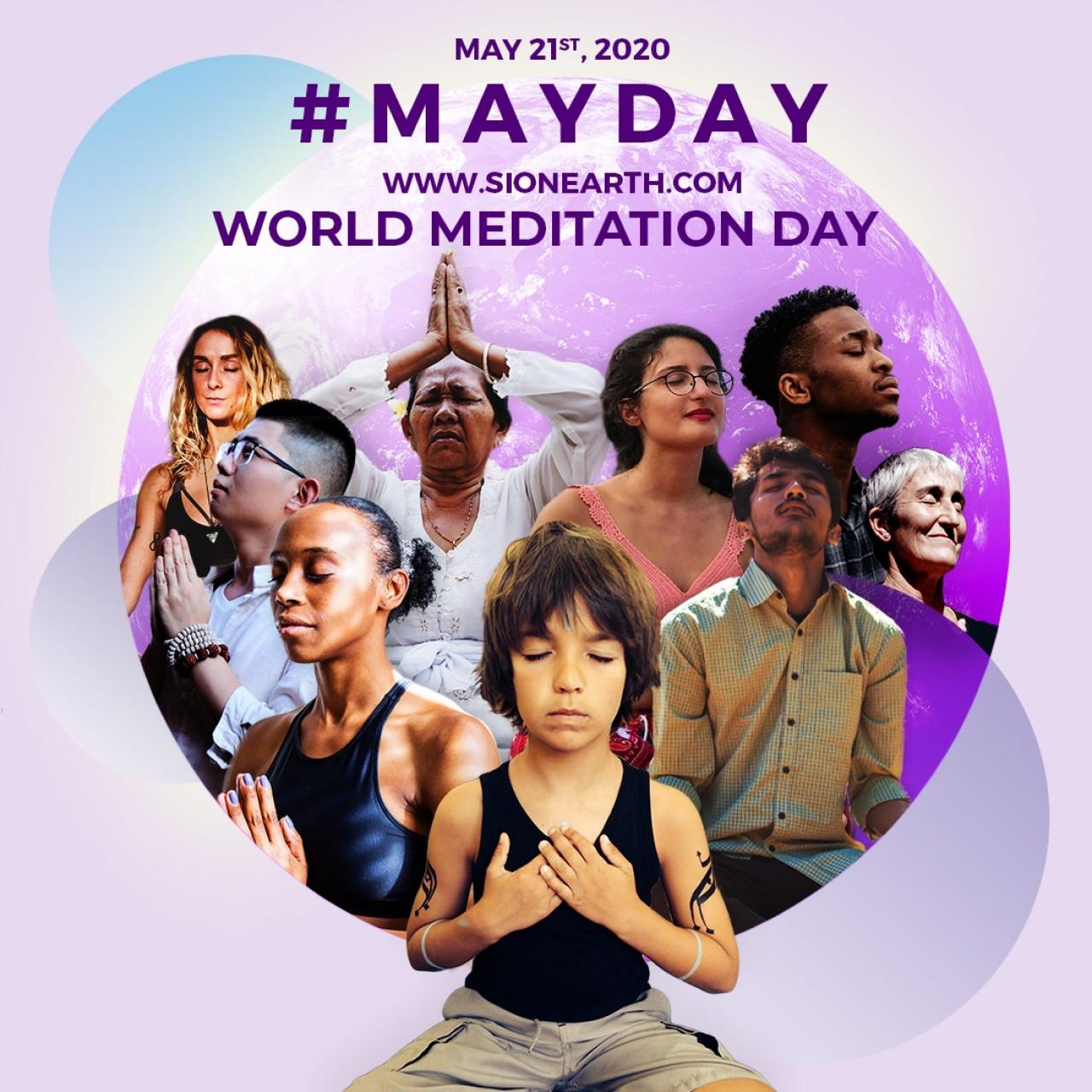 May Day Social Earth Sun People V2 1 Copy