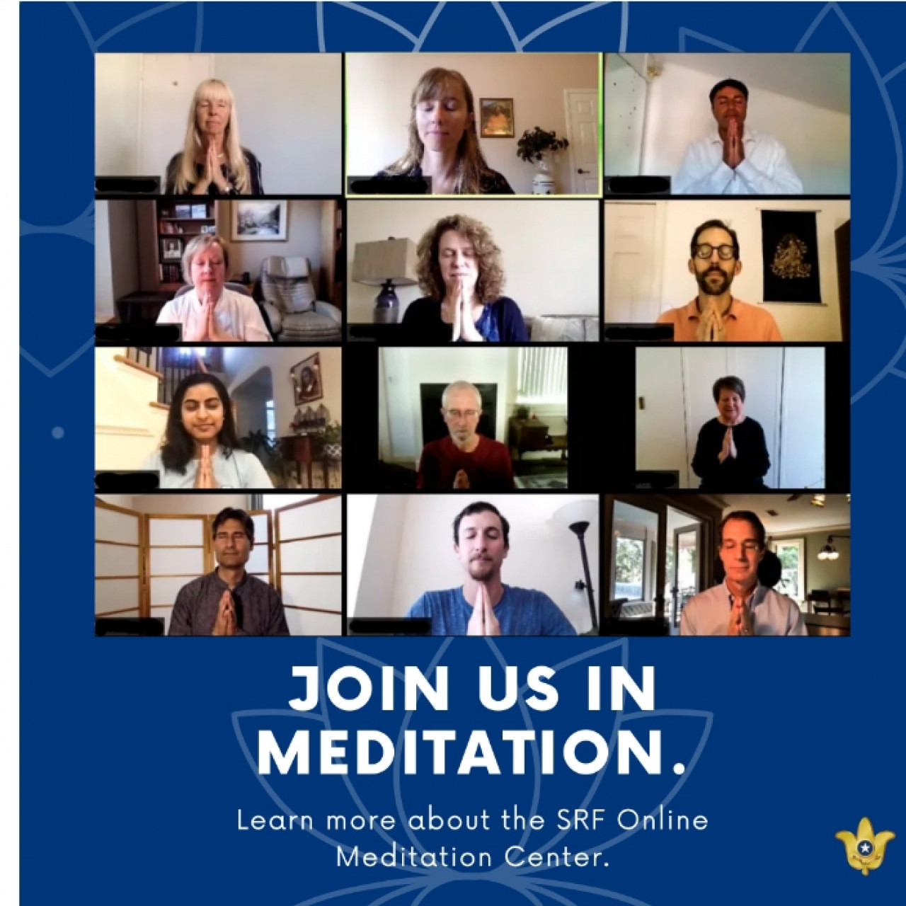 Online Meditation Center Join Us