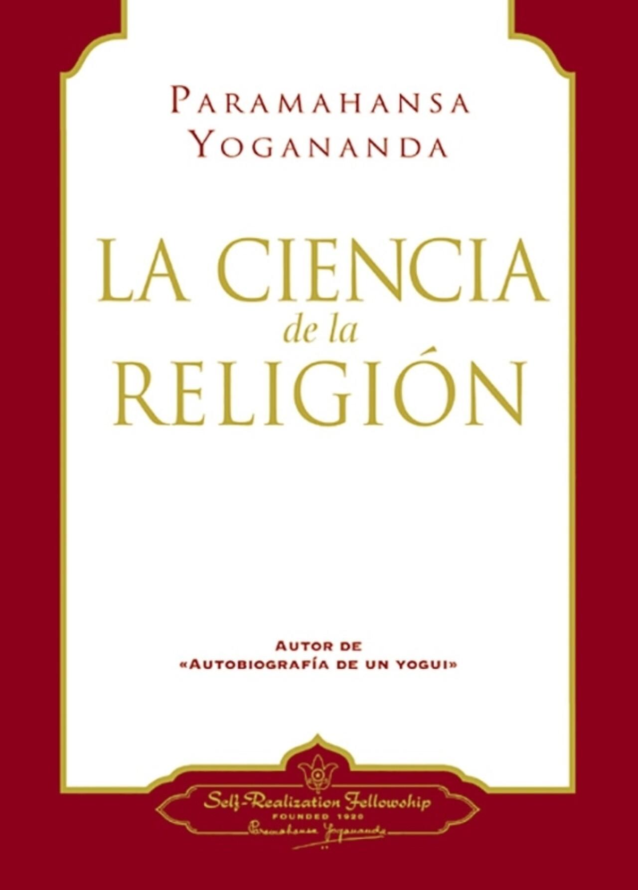 Science Of Religion Spanish