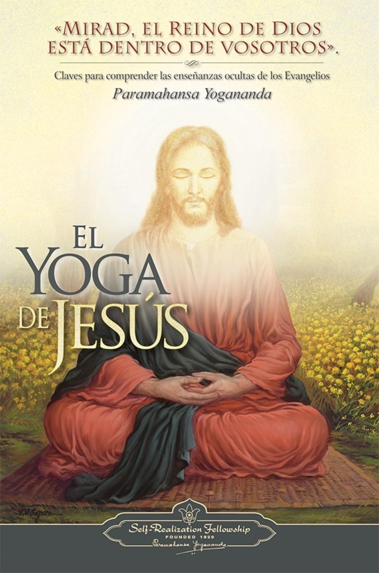Yoga Of Jesus Spanish