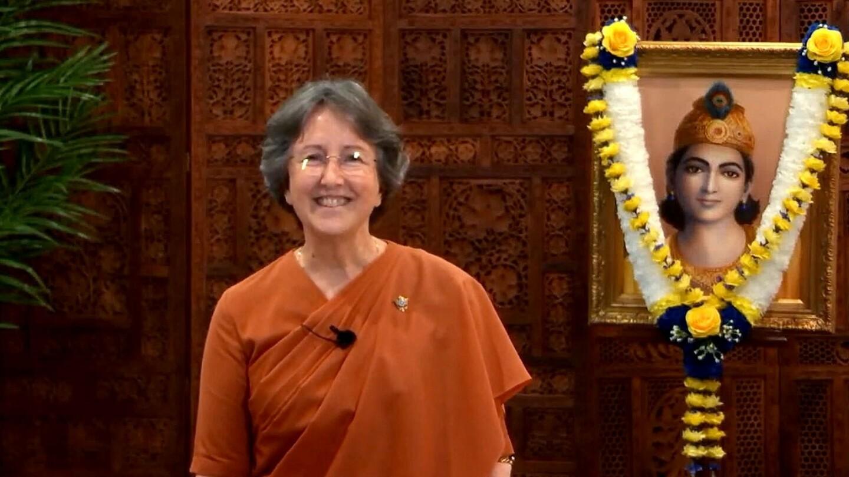 Morning Meditation Led By SRF Monastic With Sister Sarala