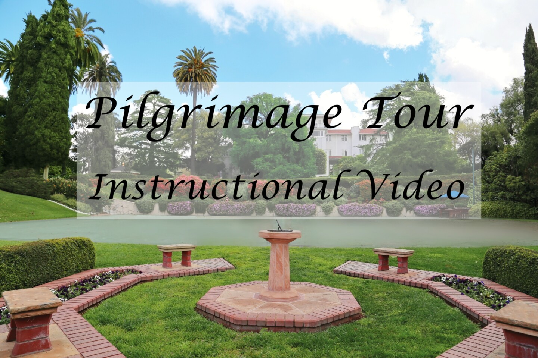 Tours Instructional Video Thumbnail