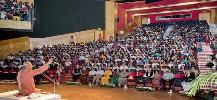 2018 Public Talk Chandigarh