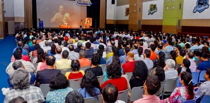 2018 Public Talk Gurugram