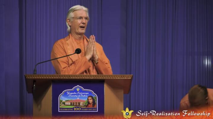 Brother Chidananda God Talks With Arjuna Hindi Translation Release