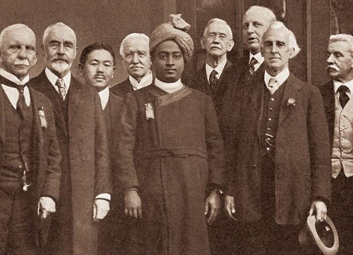 B Yogananda In Boston In 1920 Blog Page
