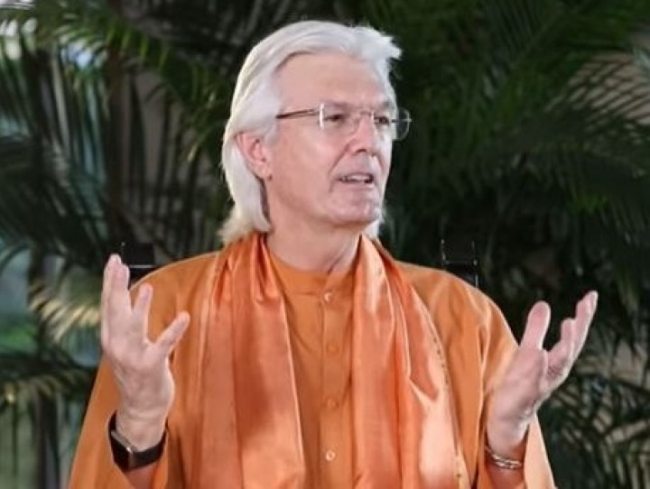 Brother Chidananda Interviewed By Big Magic Page Banner Crop2