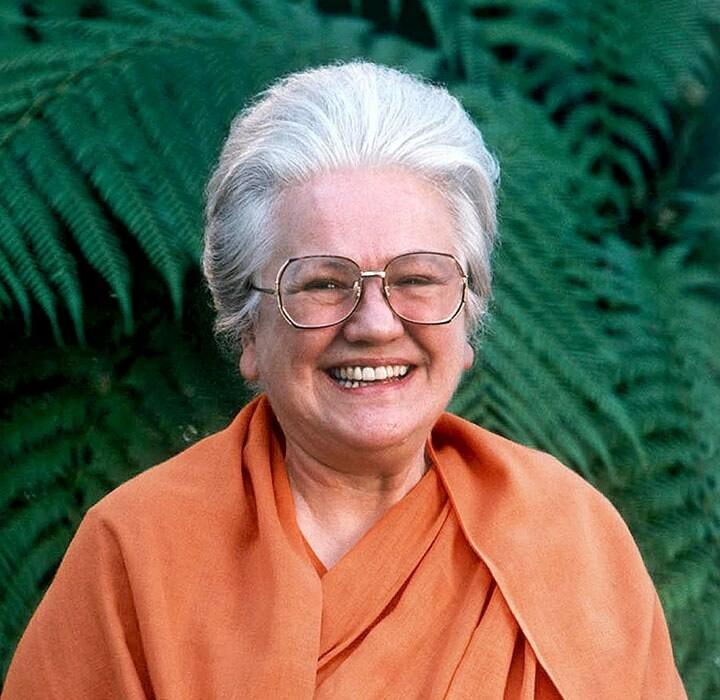 Sister Parvati In Memoriam