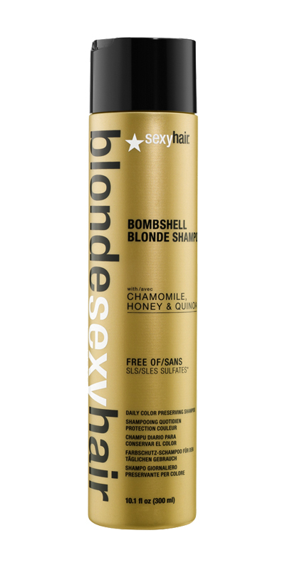 Featured Image for Product Bombshell Blonde Shampoo