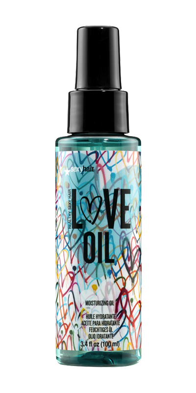 Healthy love oil front