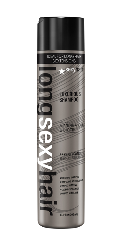 Featured Image for Product Long Luxurious Detangling Shampoo