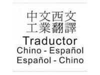 Intérprete traductor chino español china