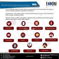 Sistema para el Control Logístico de Carga y Contenedores