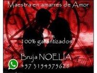 UNICA Y EXPERTA EN TRABAJOS DE ALTO PODER BRUJA NOELIA RAMIREZ COMUNÍQUESE 3154575628